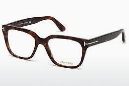 Eyewear Tom Ford FT5477 054 - Havanna, Red