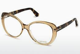 Eyewear Tom Ford FT5492 045 - Brown, Bright, Shiny