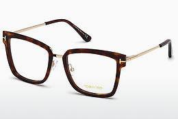 Eyewear Tom Ford FT5507 054 - Havanna, Red