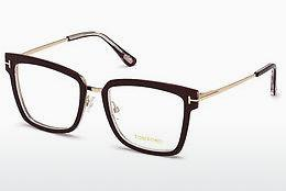 Eyewear Tom Ford FT5507 071 - Burgundy, Bordeaux