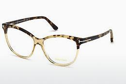 Eyewear Tom Ford FT5511 059 - Horn, Beige, Brown