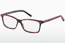 Eyewear Tommy Hilfiger TH 1123 4KQ - Red, Brown, Havanna