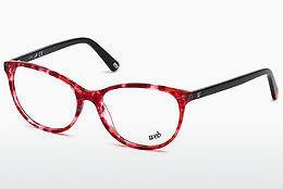 Eyewear Web Eyewear WE5214 054 - Havanna, Red