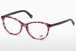 Eyewear Web Eyewear WE5214 A54 - Havanna, Red