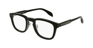 Alexander McQueen AM0048O 002 BLACK