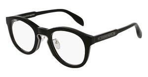 Alexander McQueen AM0049O 002 BLACK