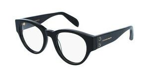 Alexander McQueen AM0055O 001 BLACK