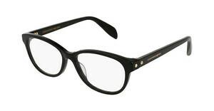 Alexander McQueen AM0074O 001 BLACK