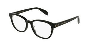 Alexander McQueen AM0077O 001 BLACK