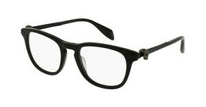Alexander McQueen AM0085O 002 BLACK