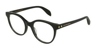 Alexander McQueen AM0131O 001 BLACK