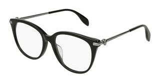 Alexander McQueen AM0154OA 001 BLACK