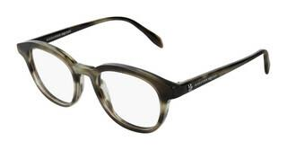 Alexander McQueen AM0160O 003 BROWN