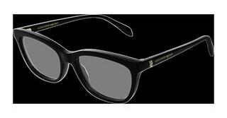 Alexander McQueen AM0161O 001 BLACK