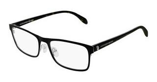 Alexander McQueen AM0163O 002 BLACK