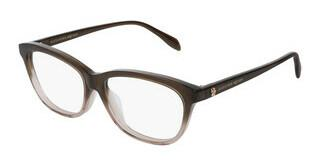 Alexander McQueen AM0165OA 003 BROWN