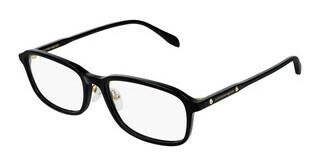 Alexander McQueen AM0168OA 001 BLACK