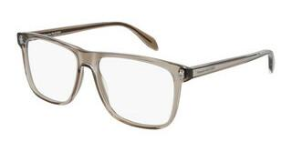 Alexander McQueen AM0247O 002 BROWN