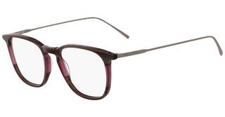 Lacoste L2828 604 STRIPED BURGUNDY/GREY