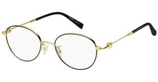 Max Mara MM 1363/F 2M2 BLK GOLD