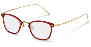 Rodenstock R7078 D red, gold