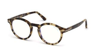 Tom Ford FT5529-B 055 havanna bunt