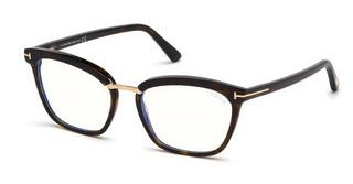Tom Ford FT5550-B 052 havanna dunkel