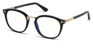Tom Ford FT5555-B 001 schwarz glanz