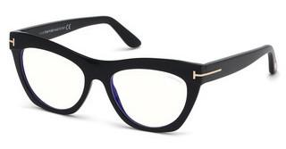 Tom Ford FT5559-B 001 schwarz glanz