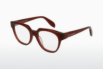 Eyewear Alexander McQueen AM0043O 009 - Red