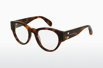 Eyewear Alexander McQueen AM0055O 002 - Brown, Havanna