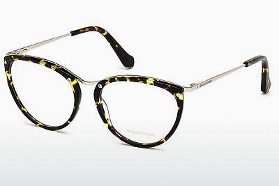 Eyewear Balenciaga BA5046 55A - Brown, Havanna, Multi-coloured