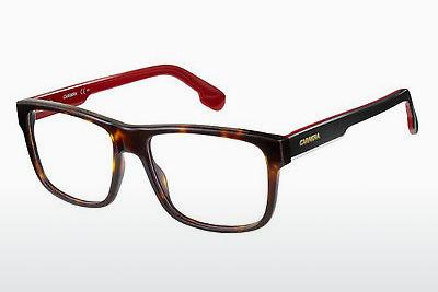 Eyewear Carrera CARRERA 1101/V 581 - Brown, Havanna