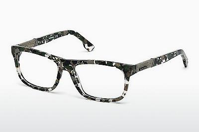 Eyewear Diesel DL5107 055 - Brown, Havanna, Multi-coloured