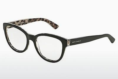 Eyewear Dolce & Gabbana Enchanted Beauties (DG3209 2857) - Black, Leopard