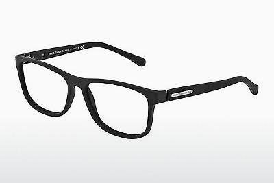 Eyewear Dolce & Gabbana OVER-MOLDED RUBBER (DG5003 2616) - Black
