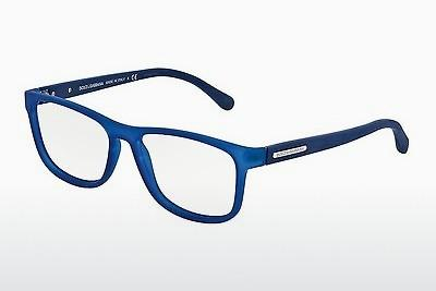 Eyewear Dolce & Gabbana OVER-MOLDED RUBBER (DG5003 2692) - Transparent, Blue