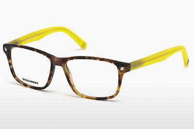 Eyewear Dsquared DQ5200 055 - Brown, Havanna, Multi-coloured