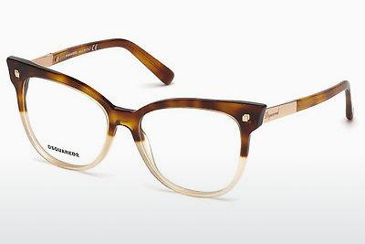 Eyewear Dsquared DQ5214 055 - Multi-coloured, Brown, Havanna