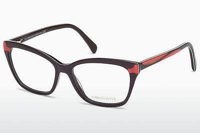 Eyewear Emilio Pucci EP5049 050 - Brown, Dark