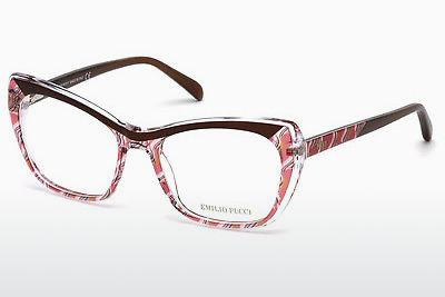 Eyewear Emilio Pucci EP5052 050 - Brown, Dark
