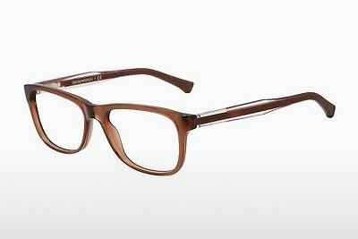 Eyewear Emporio Armani EA3001 5069 - Brown, Transparent