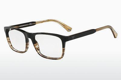 Eyewear Emporio Armani EA3120 5567 - Brown, Havanna, White