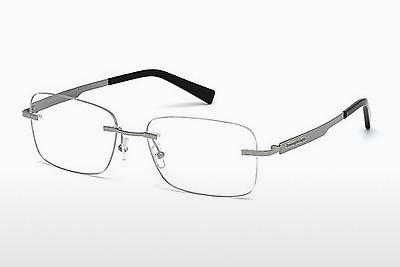 Eyewear Ermenegildo Zegna EZ5026 014 - Grey, Shiny, Bright