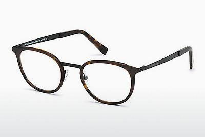 Eyewear Ermenegildo Zegna EZ5048 053 - Havanna, Yellow, Blond, Brown