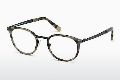 Eyewear Ermenegildo Zegna EZ5048 055 - Brown, Havanna, Multi-coloured