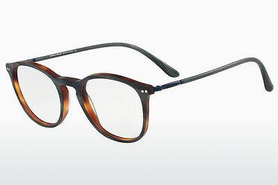Eyewear Giorgio Armani AR7125 5570 - Grey, Brown, Havanna