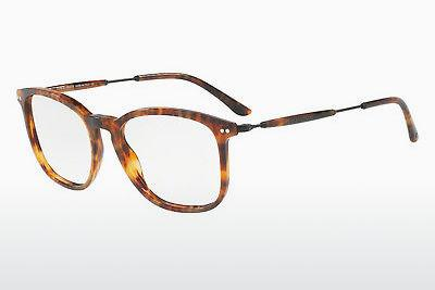 Eyewear Giorgio Armani AR8098V 5590 - Yellow, Brown, Havanna