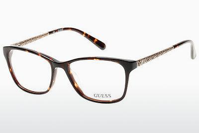 Eyewear Guess GU2500 052 - Brown, Havanna