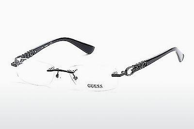 Eyewear Guess GU2557 002 - Black, Matt